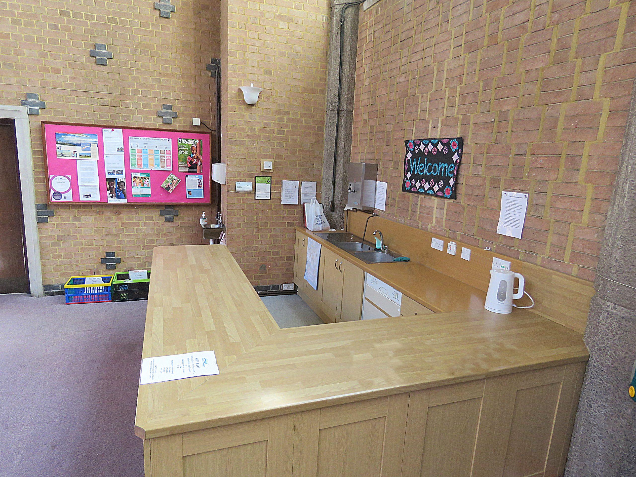 Kitchen Church Southsea